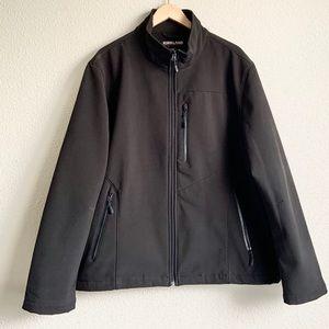 Men's Full Zip Weight Black Jacket size XL